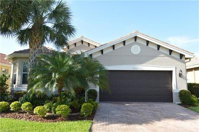 Naples Single Family Home For Sale: 6590 Marbella Dr