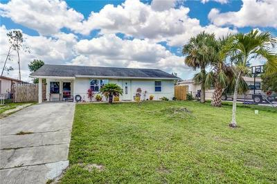 Single Family Home For Sale: 5218 Trammel St