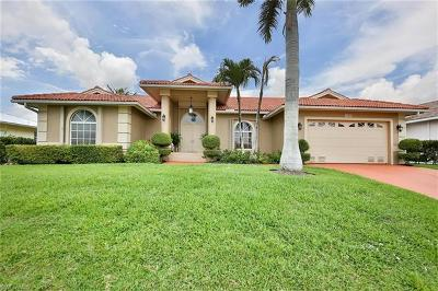 Marco Island Single Family Home For Sale: 1164 Shenandoah Ct