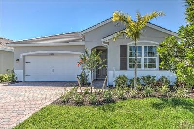 Fort Myers Single Family Home For Sale: 15221 Torino Ln