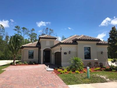 Bonita Springs Single Family Home For Sale: 17390 Galway Run
