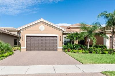 Naples Single Family Home For Sale: 13479 Sumter Ln