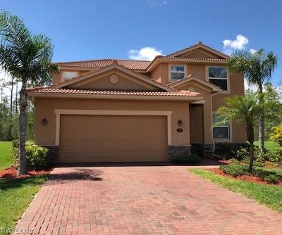 Estero Single Family Home For Sale: 13073 Cardeto Ct