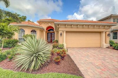 Estero Single Family Home For Sale: 19797 Maddelena Cir
