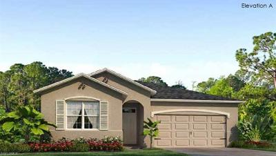 Cape Coral Single Family Home For Sale: 3122 Amadora Cir