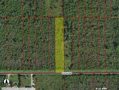 Naples Residential Lots & Land For Sale: NW 41st Ave