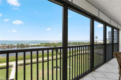 Fort Myers Beach Condo/Townhouse For Sale: 7100 Estero Blvd #502