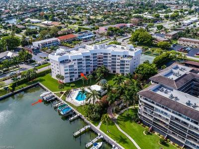 Marco Island Condo/Townhouse For Sale: 270 N Collier Blvd #206