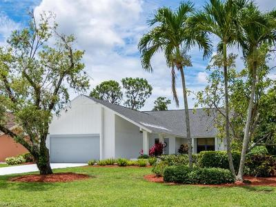 Naples Single Family Home For Sale: 2401 Kings Lake Blvd