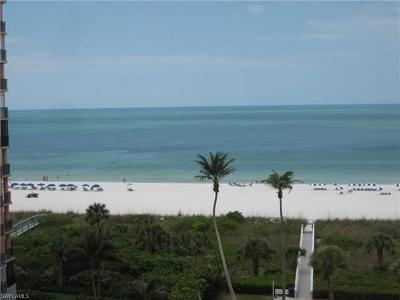 Marco Island Condo/Townhouse For Sale: 520 S Collier Blvd #807