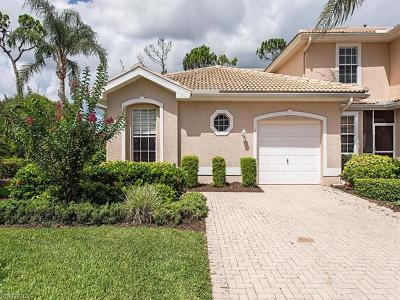 Naples Single Family Home For Sale: 7655 Meadow Lakes Dr #1001