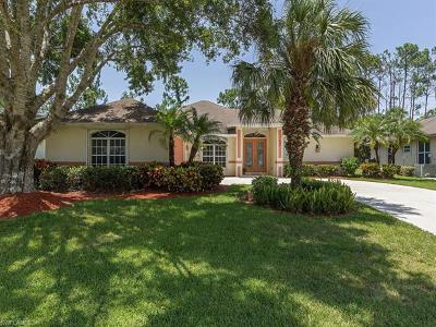 Naples Single Family Home For Sale: 55 Heritage Way