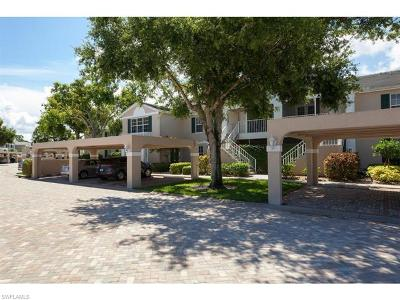 Naples Condo/Townhouse For Sale: 850 Tanbark Dr #102