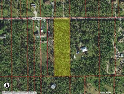 Naples Residential Lots & Land For Sale: 3580 SE 2nd Ave