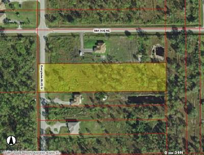 Naples Residential Lots & Land For Sale: 5760 N Everglades Blvd