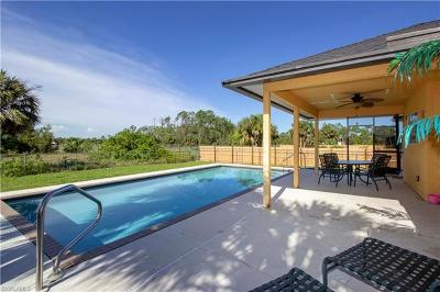 Naples Single Family Home For Sale: 3430 Randall Blvd