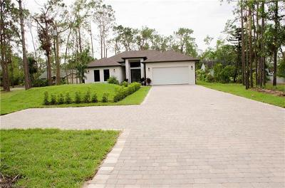 Golden Gate Estates Single Family Home For Sale: 5858 Star Grass Ln