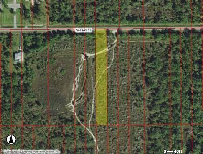 Naples Residential Lots & Land For Sale: Xxx NE 72nd Ave