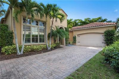 Naples Single Family Home For Sale: 2099 Rivoli Ct