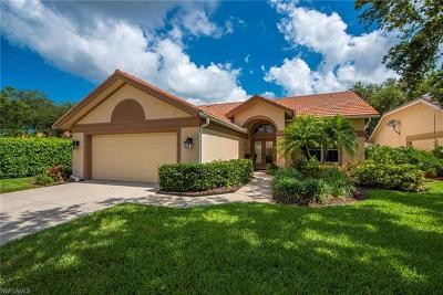 Naples Single Family Home For Sale: 7501 San Miguel Way
