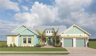 Naples Single Family Home For Sale: 14852 Dockside Ln