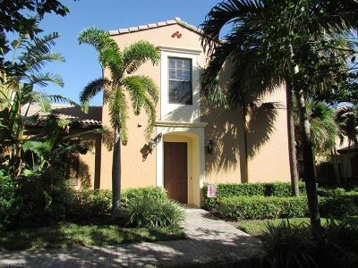 Fort Myers Single Family Home For Sale: 8312 Bibiana Way #1004