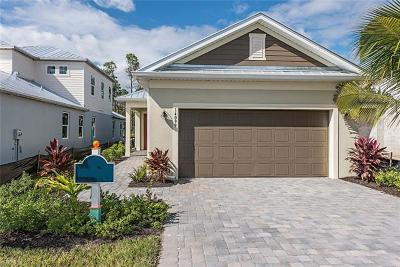 Naples Single Family Home For Sale: 14099 Nautica Ct