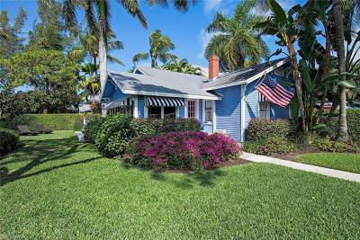 Naples Single Family Home For Sale: 794 S 9th St