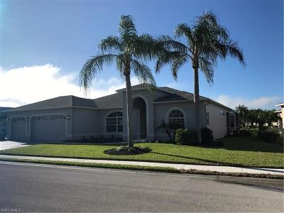 Estero Single Family Home For Sale: 4115 Olde Meadowbrook Ln