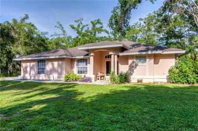 Naples Single Family Home For Sale: 191 NE 20th St