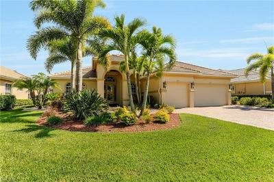 Naples Single Family Home For Sale: 15918 Los Olivos Ln