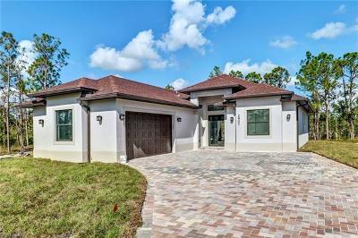 Naples Single Family Home For Sale: 4885 NE 16th St