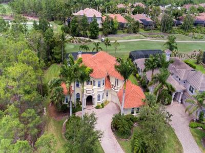Naples Single Family Home For Sale: 2852 Wild Orchid Ct