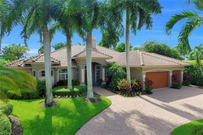 Naples FL Single Family Home For Sale: $1,998,000