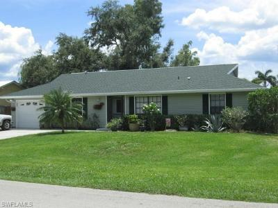 Naples Single Family Home For Sale: 2849 SW 50th St