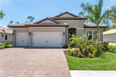 Naples FL Single Family Home For Sale: $672,325