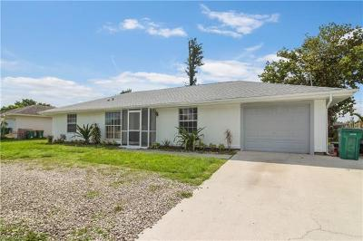 Naples Single Family Home For Sale: 1836 SW 52nd Ter