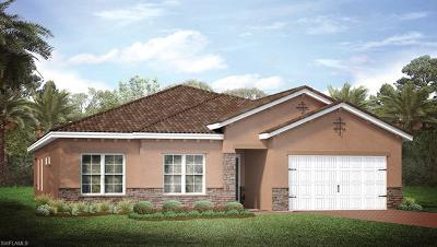 Cape Coral Single Family Home For Sale: 2875 Sunset Pointe Cir