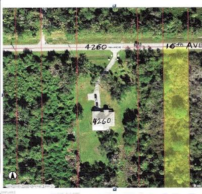 Naples Residential Lots & Land For Sale: 000 SE 16th Ave