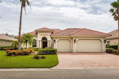 Naples Single Family Home For Sale: 932 Glen Lake Cir