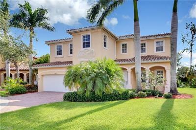 Naples Single Family Home For Sale: 2204 Vardin Pl