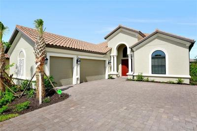 Naples Single Family Home For Sale: 8655 Amour Ct