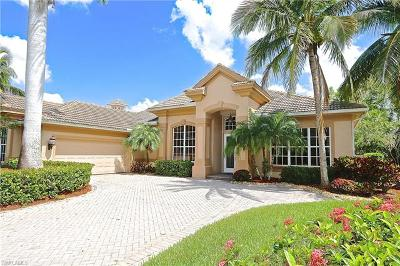 Naples FL Single Family Home For Sale: $739,000