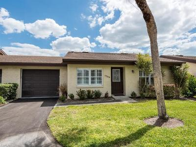 Naples Single Family Home For Sale: 174 E Cypress Way #2A