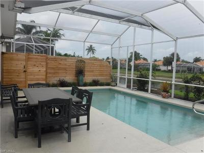 Naples Single Family Home For Sale: 3485 Donoso Ct