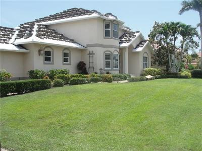 Marco Island Single Family Home For Sale: 190 Geranium Ct