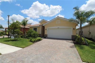 Fort Myers Single Family Home For Sale: 10248 Livorno Dr