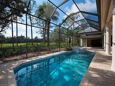 Naples Single Family Home For Sale: 12579 Colliers Reserve Dr