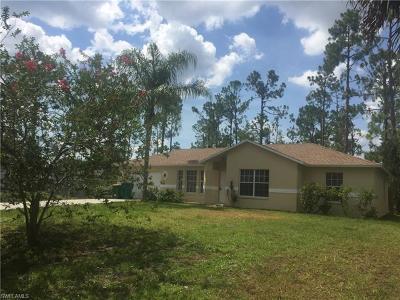 Naples Single Family Home For Sale: 2061 NE 20th Ave