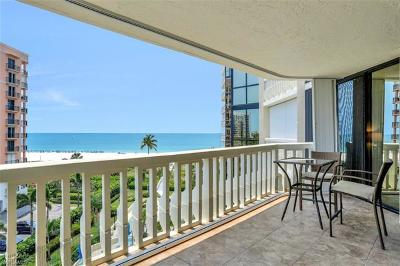 Marco Island Condo/Townhouse For Sale: 520 S Collier Blvd #605